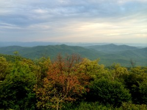 Grayson Highlands State Park is part of the Jefferson National Forest in southwest Virginia.