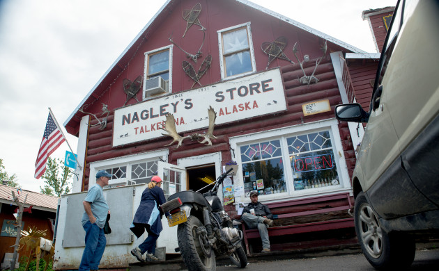 Has Alaska town that inspired Northern Exposure lost its quirkiness?