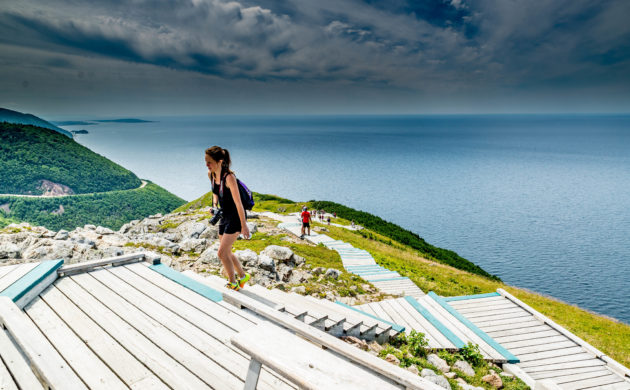 Skyline Trail and Cape Breton Highlands, Nova Scotia