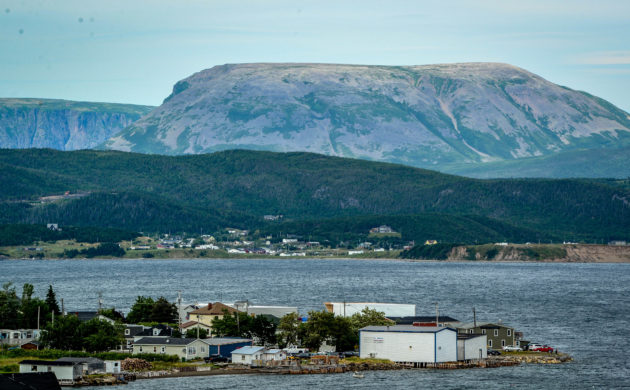 Woody Point was once bustling Newfoundland community
