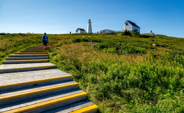 Cape Spear is eastern most point in North America