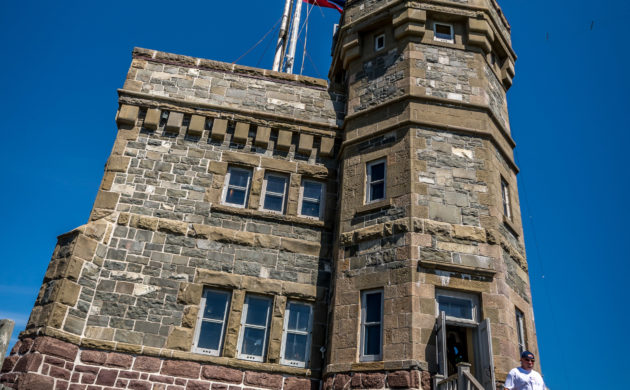 Signal Hill served military; site of first transatlantic message
